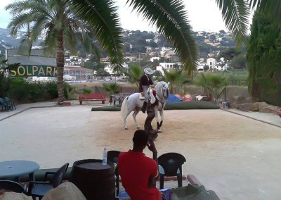 alquiler de caballos