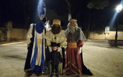 Reyes Magos 2018 Benissa