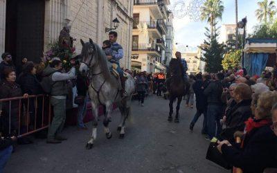 Fira i Porrat Sant Antoni 2018 Benissa